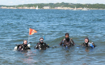 Photo of Guided Dive for Certified Divers: diving course.